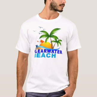 CLEARWATER BEACH.png T-Shirt
