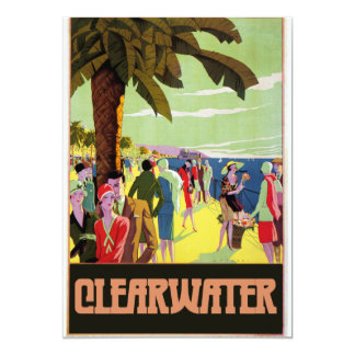 Clearwater Florida Card