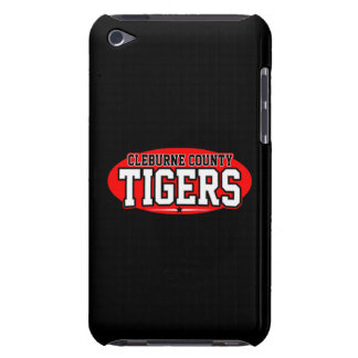 Cleburne County High School; Tigers iPod Touch Case