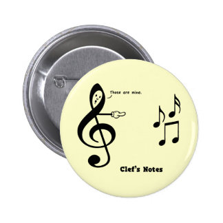 Clef's Notes Buttons