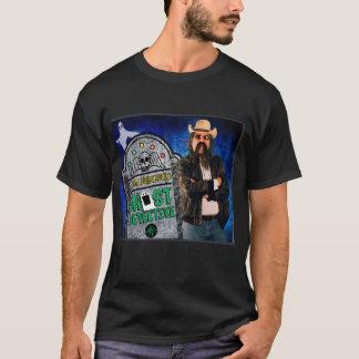 Clem Junebug–Ghost Detective T-Shirt