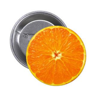 Clementine 6 Cm Round Badge