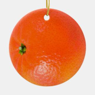 Clementine Orange Ornament