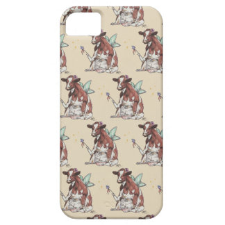 Clementine the Fairy Cow Barely There iPhone 5 Case