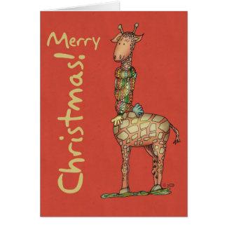 Cleo Christmas Card