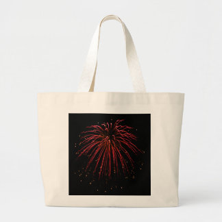 Cleome Fireworks Abstract Photo Art Jumbo Tote Tote Bags