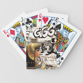 Cleopatra Bicycle Playing Cards