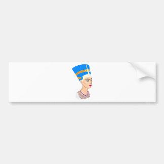cleopatra bumper sticker