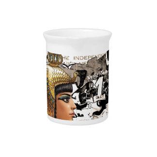 Cleopatra Pitcher