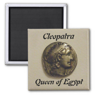 Cleopatra Queen of Egypt Fridge Magnet