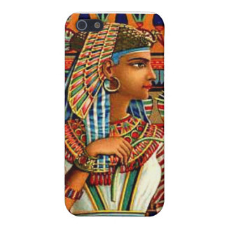 Cleopatra Queen of the Nile Egyptian Revival Style Case For The iPhone 5