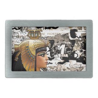 Cleopatra Rectangular Belt Buckles