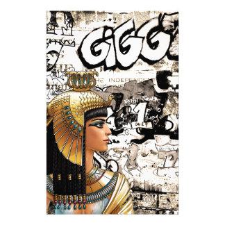 Cleopatra Stationery