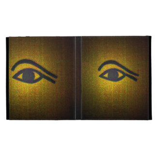 CLEOPATRA'S EYE PAD CASE iPad FOLIO CASE