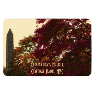 Cleopatra's Needle, Central Park NYC Magnet