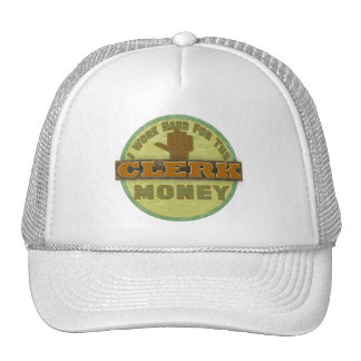 CLERK CAP