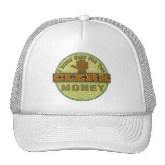 CLERK MESH HAT
