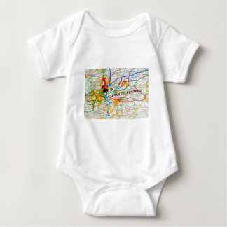Clermont-Ferrand, France Baby Bodysuit