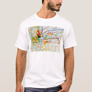 Clermont-Ferrand, France T-Shirt