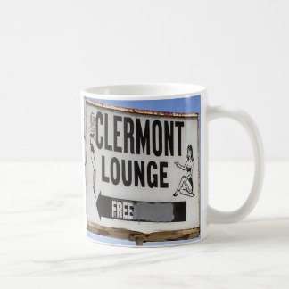 Clermont Lounge, Atlanta, Georgia, Mug