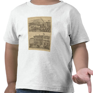 Clermont Woolen Mills Tee Shirts