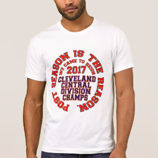 Cleveland 2017 Central Division Champs T-Shirt
