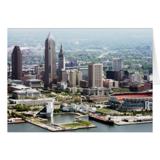Cleveland 5x7 Folded Note Cards