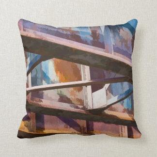 Cleveland Bridge Colors Cushion