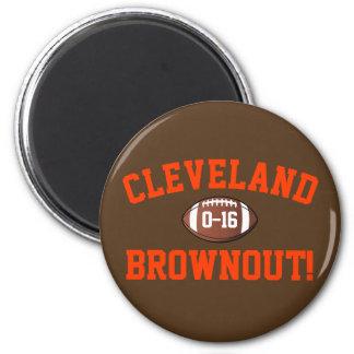 Cleveland Brownout! Magnet