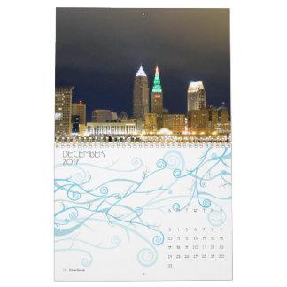 Cleveland City Views Calendar