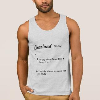 Cleveland Definition Singlet