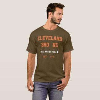 Cleveland Football Dark T-Shirt