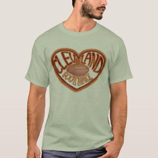 Cleveland football t shirt. T-Shirt
