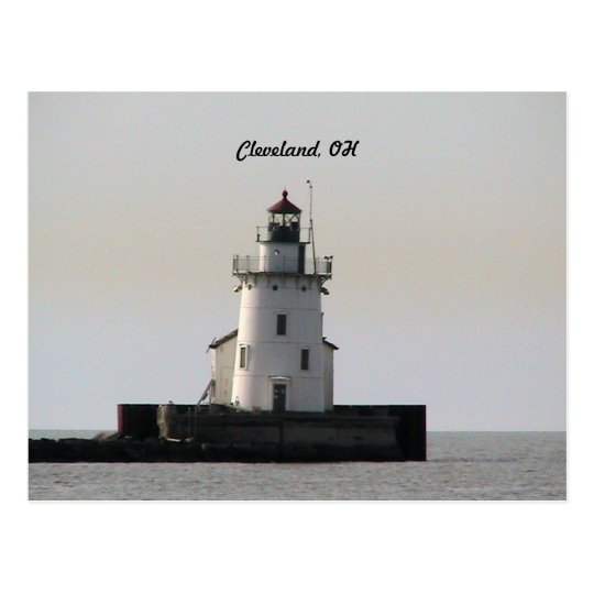 Cleveland Harbour Postcard