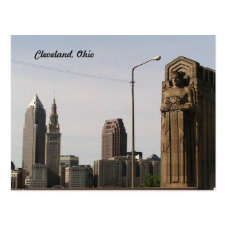 Cleveland Icons Postcard