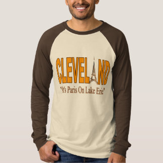 Cleveland - It's the Real Thing Shirts