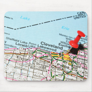Cleveland Mouse Pad