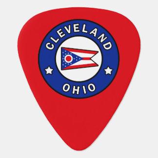 Cleveland Ohio Guitar Pick
