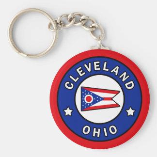 Cleveland Ohio Key Ring