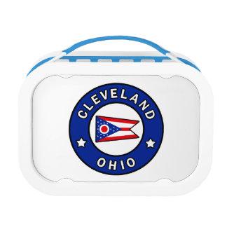 Cleveland Ohio Lunch Box