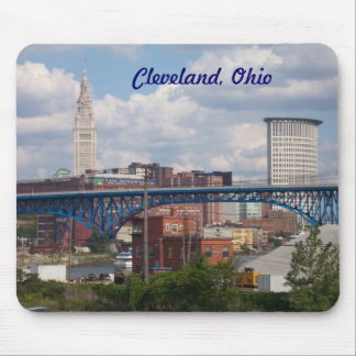 Cleveland Ohio Mousepad