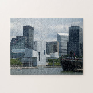 CLEVELAND OHIO puzzle