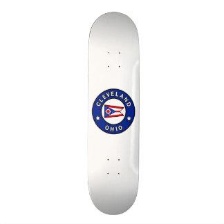 Cleveland Ohio Skateboard Deck
