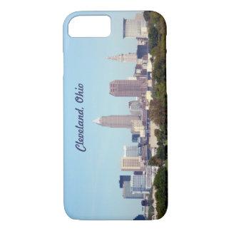 Cleveland, Ohio Skyline iPhone 7 Case