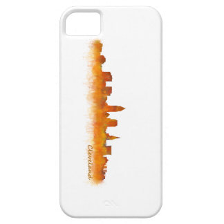 Cleveland Ohio the USA Skyline City v02 Case For The iPhone 5