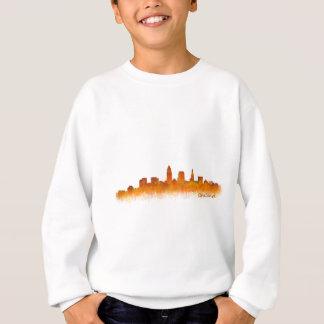 Cleveland Ohio the USA Skyline City v02 Sweatshirt