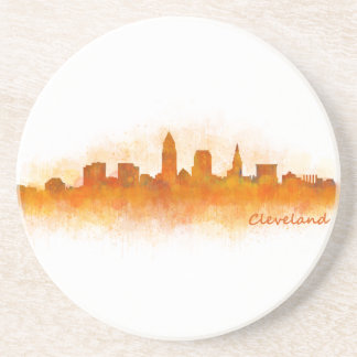 Cleveland Ohio the USA Skyline City v03 Coaster