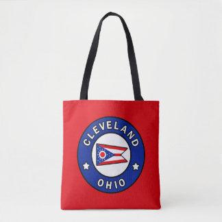 Cleveland Ohio Tote Bag