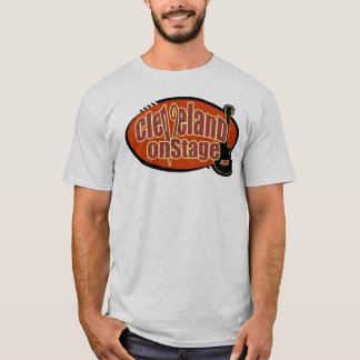 Cleveland Onstage T-shirt