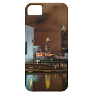 Cleveland Skyline at Night iPhone 5 Case